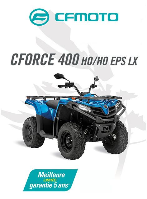 CFMOTO CFORCE 400 2020