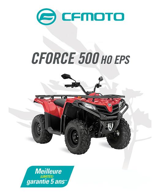 CFMOTO CFORCE 500 2020