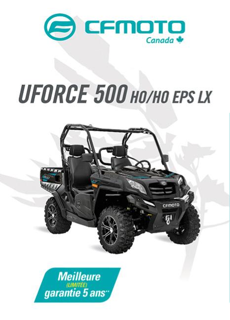 CFMOTO UFORCE 500 2020