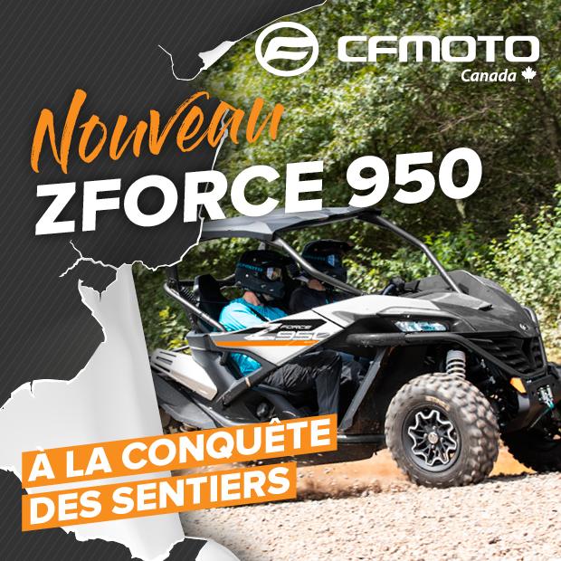 ZForce 950 Sport