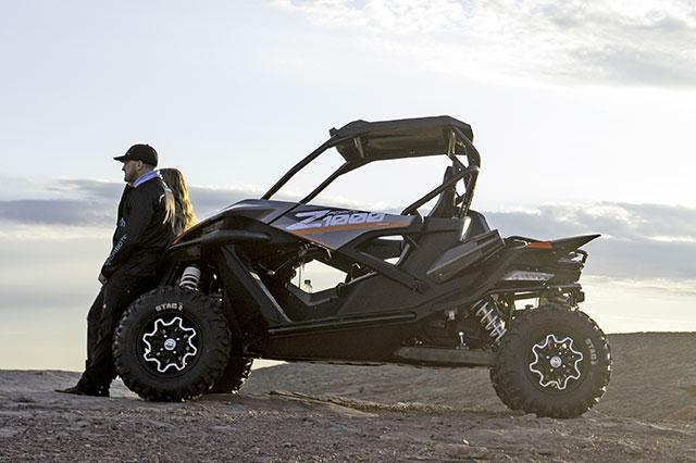 Le tout nouveau ZFORCE 1000 EPS LX Sport 2021 est maintenant disponible